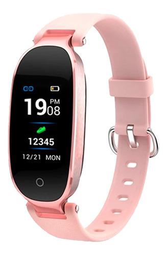 nuevo smart watch reloj inteligente s3 plus a color dama