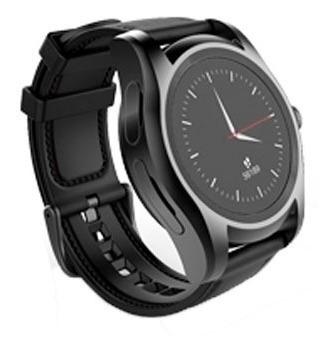 nuevo smartwatch ghia watch cygnus bluetooth  negro