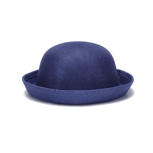Nuevo Sombrero Gorro Azul Retro Vintage Mujer Malla Moda -   169.00 ... 21f58f9e3a8