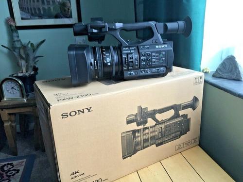 nuevo sony pxw-z100 camcorder 4k camera
