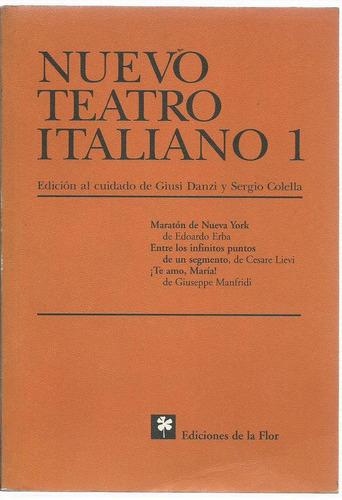 nuevo teatro italiano  giusi danzi sergio colella