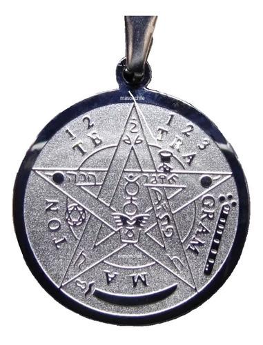 nuevo tetragramaton, acero  - premium - (tetragrammaton)