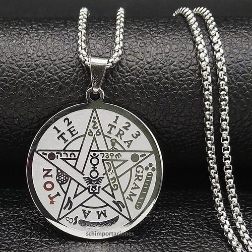 nuevo tetragramaton premium* acero+ pulsera cornalina* india