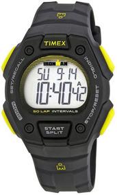 2cfb746d46aa Nuevo Timex Ironman Correa De Resina Reloj Deportivo.