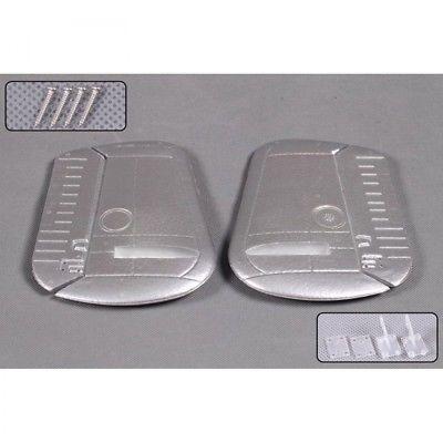 nuevo timón fms de plata: b25 1400mm fmmmd105sil