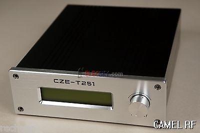 ¡nuevo! transmisor de fm 87.5-108mhz 25w 0 czh-t251 /