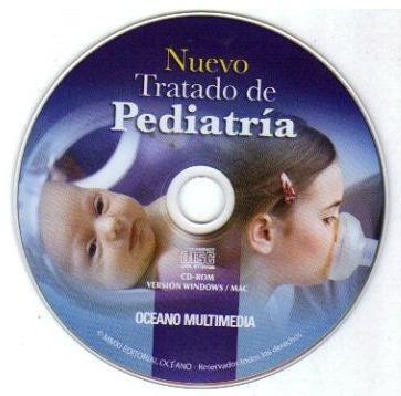nuevo tratado de pediatria, 2 t. + 1 cd-rom 2011   oceano