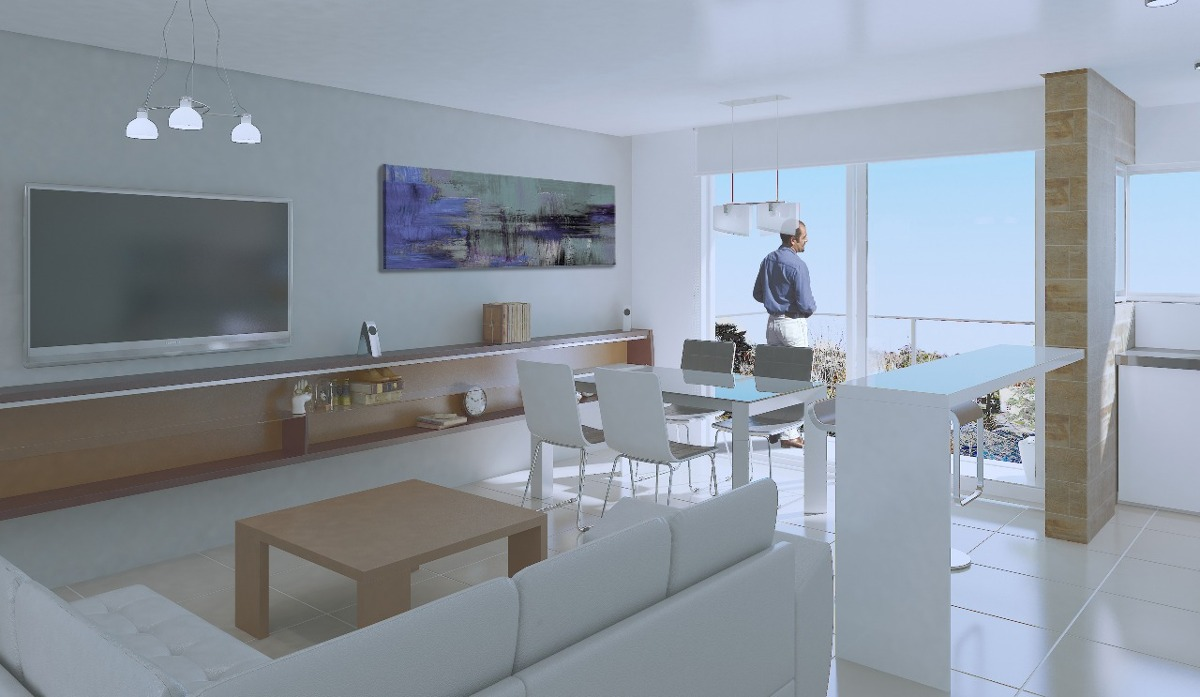 nuevo tres ambientes 120m2 venta en pozo zona güemes