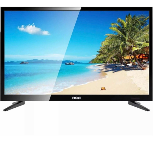 nuevo tv rca 19 pulg led. monitor. súper precio! 115 verdes