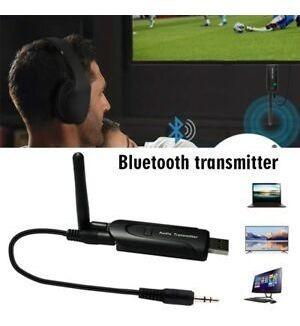 nuevo usb bluetooth inalambrico a2dp audio transmisor adapta