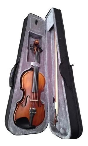 nuevo violin marca parrot completo 4/4