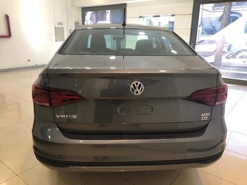 nuevo virtus trendline 0km manual 2020 precio volkswagen s3