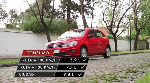 nuevo volkswagen gol trend 1.6 comfortline 101cv l 2020 0km!