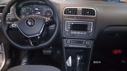 nuevo volkswagen polo 1.6 16v tiptronic alra vw tasa 0.0%