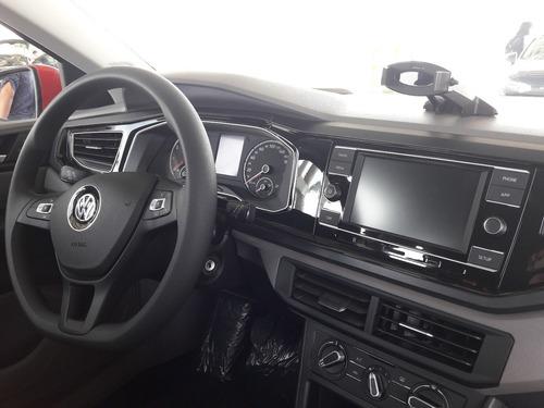 nuevo volkswagen polo 1.6 comfortline 5 ptas my 18