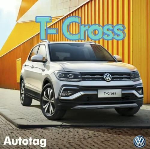 nuevo! volkswagen t cross comfortline mt 0km autotag blce vw