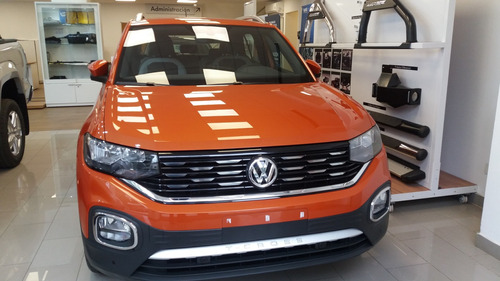 nuevo volkswagen t cross highline 2020 0km autotag tf #a7