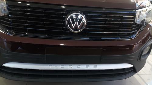 nuevo volkswagen t cross trendline 2020 rngr 0km autotag #a7