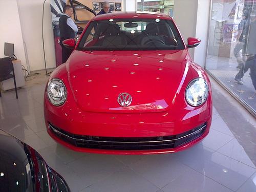 nuevo vw beetle 1,4 caja automatica my-17