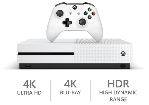 nuevo xbox one s 500gb microsoft battlefield 1 incluido