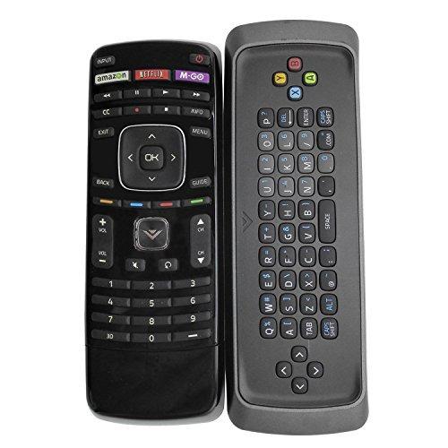 nuevo xrt303 para vizio 3d smart tv remote con teclado para