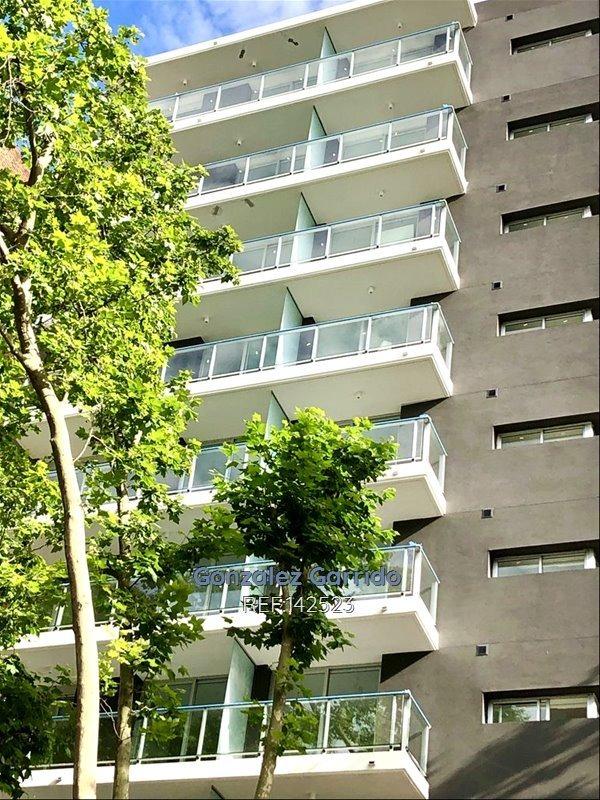 nuevo y moderno apartamento de 2 dormitorios en pocitos