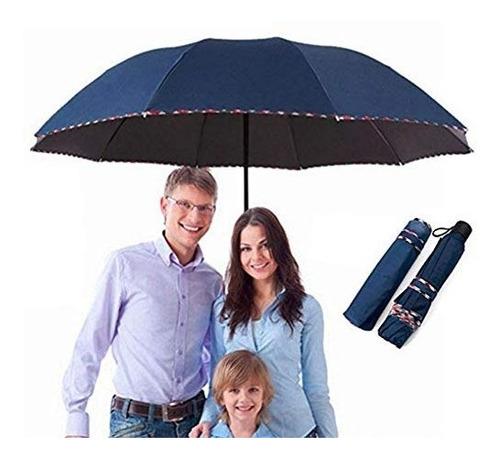 nuevo yorker paraguas - extra grande a prueba de viento repe