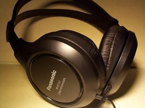 nuevos audifonos/headphone mp3, mp4, panasonic rp-ht161
