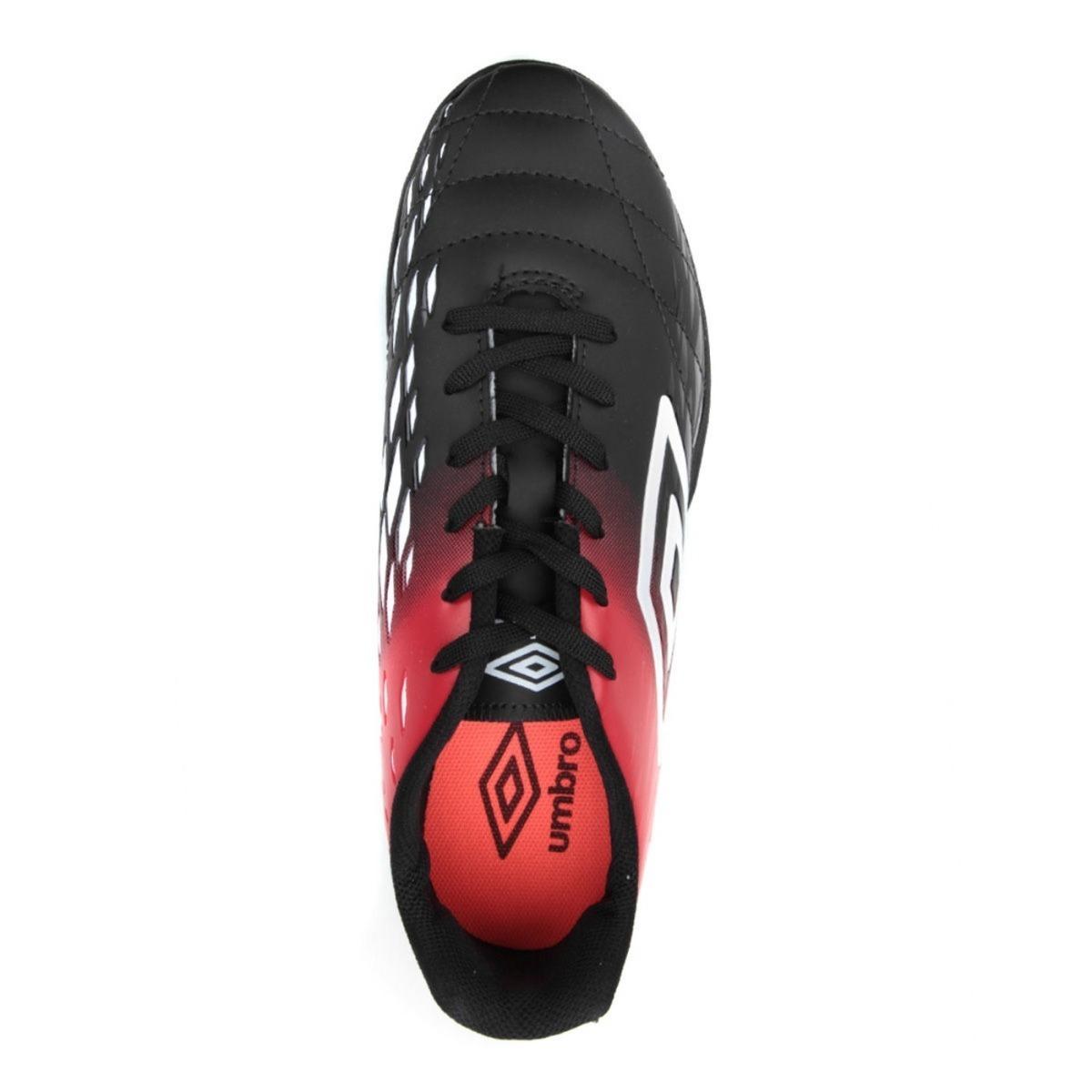 dd863bb039 nuevos botines umbro fifty ii scty negro rojo - envío gratis. Cargando zoom.