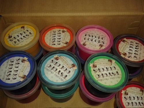 nuevos colores de tinta p/ el cabello, venta,