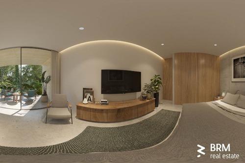 nuevos departamentos con lujosos acabados que crean una atmósfera de armonía con