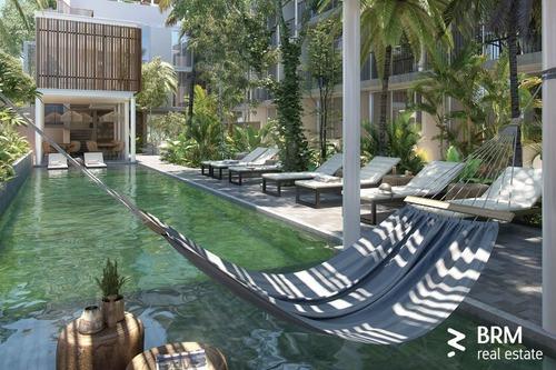 nuevos departamentos ubicados en tulum, donde podrás disfrutar de la playa, sol,