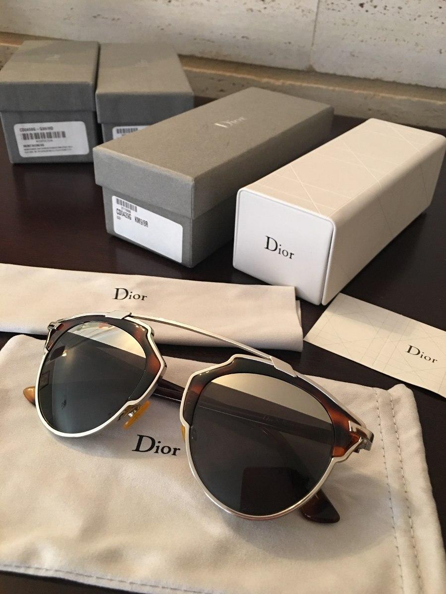 2b175033ef Nuevos Dior So Real 48mm Lentes De Sol Originales !! - $ 15.000,00 ...