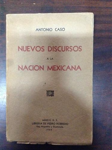 nuevos discursos a la mexicana