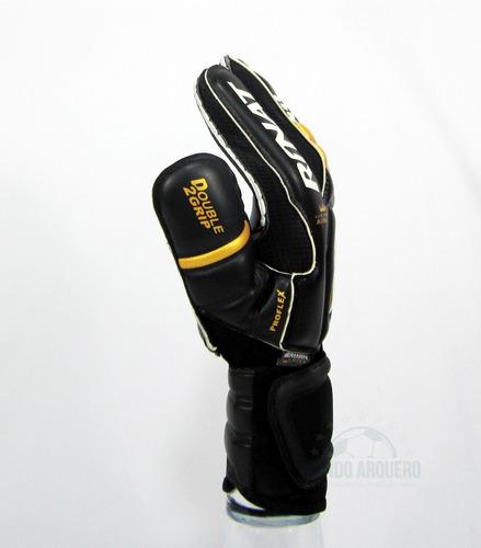 nuevos guantes pro para portero mod rinat uno premier golden king gk - envio y personalizado gratis - mundo arquero