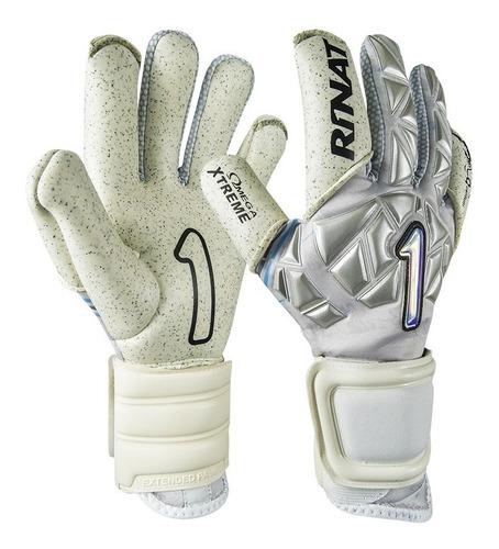 nuevos guantes profesionales para portero modelo rinat fenix quantum - mundo arquero