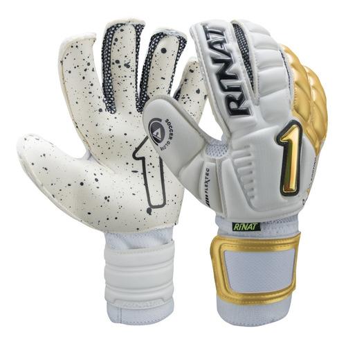 nuevos guantes semi para portero egotiko gold turf sin varillas - envio y personalizado gratis - rinat - mundo arquero
