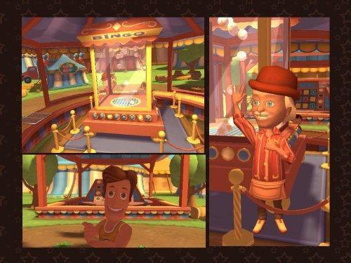 nuevos juegos de carnaval - nintendo wii