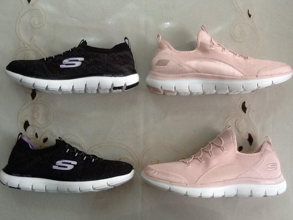nuevos originales zapatos skechers air cooled memory foam