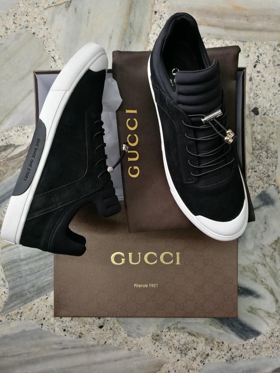 d2679ed4a594e Nuevos Tenis Gucci - Colección 2018 - Und Limitadas -   350.000 en ...