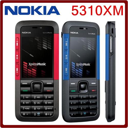 nuevos y original nokia 5310 xpressmusic, celulares clásicos