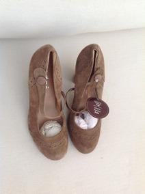 83c04791 Zapato Mujer Talla 43 Tacos - Vestuario y Calzado en Mercado Libre Chile