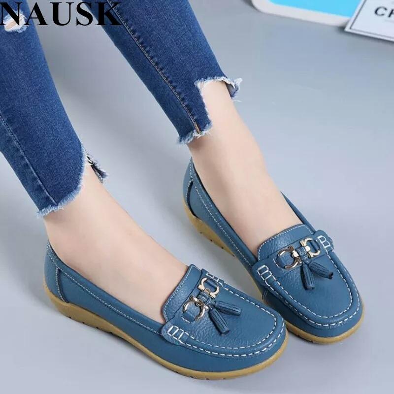 00 Nuevos Libre s 12 En De 35 U Mujer Mercado Talla Zapatos Mocasines qxzfnwq74O