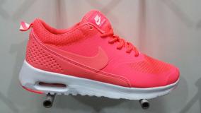 Nike Airmax Rosa Pastel Zapatos Nike Fucsia en Mercado