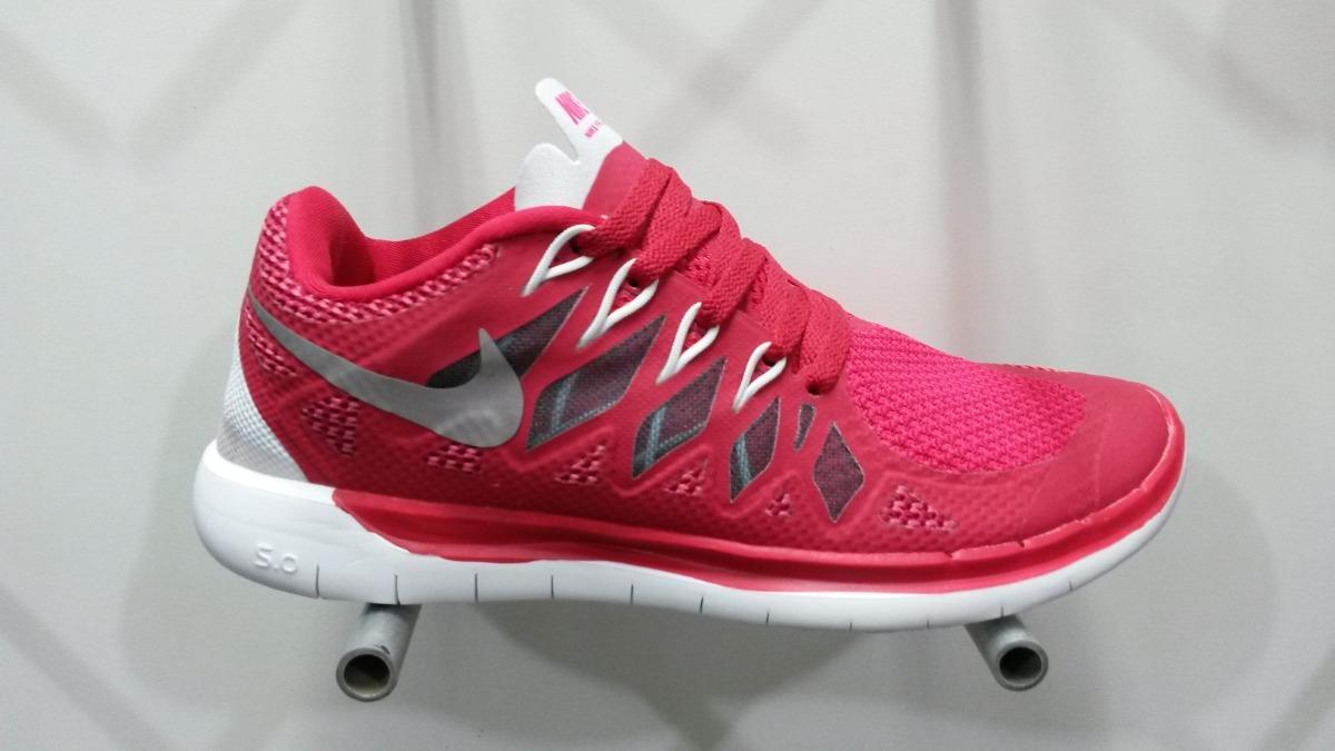 Zapatos Para 0 Nuevos 40 Eur Run Free Damas 36 Nike 5 D9IH2E