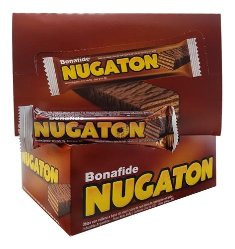 nugaton oblea (promo pack x10un) - barata la golosineria