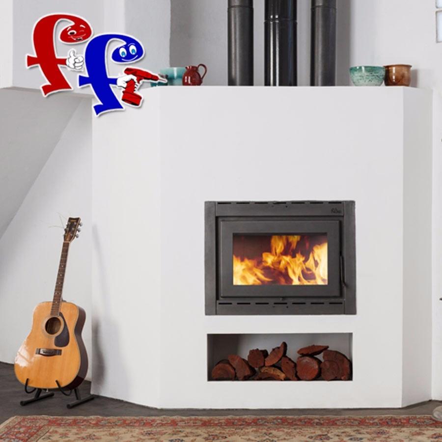 estufa calefactor insertable uke a le a mod roble 85 u