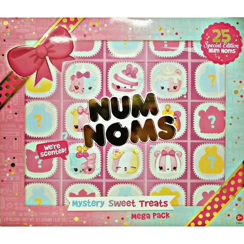 num noms con aroma 25pcs edicion especial dulces regalos