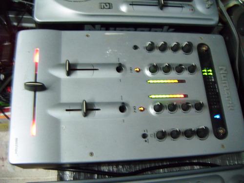 numark dj,s mezcladora