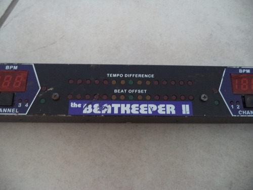 numark the beatkeeper 2